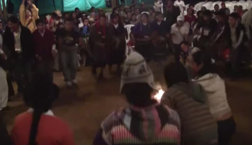Cumbre de comunicación indígena:Descolonizar la Palabra