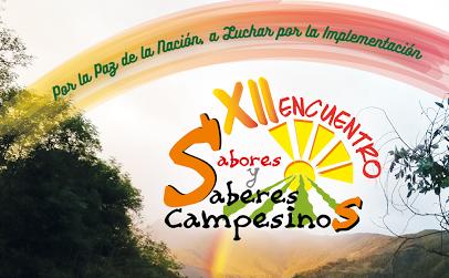 XII Encuentro de Sabores y Saberes Campesinos