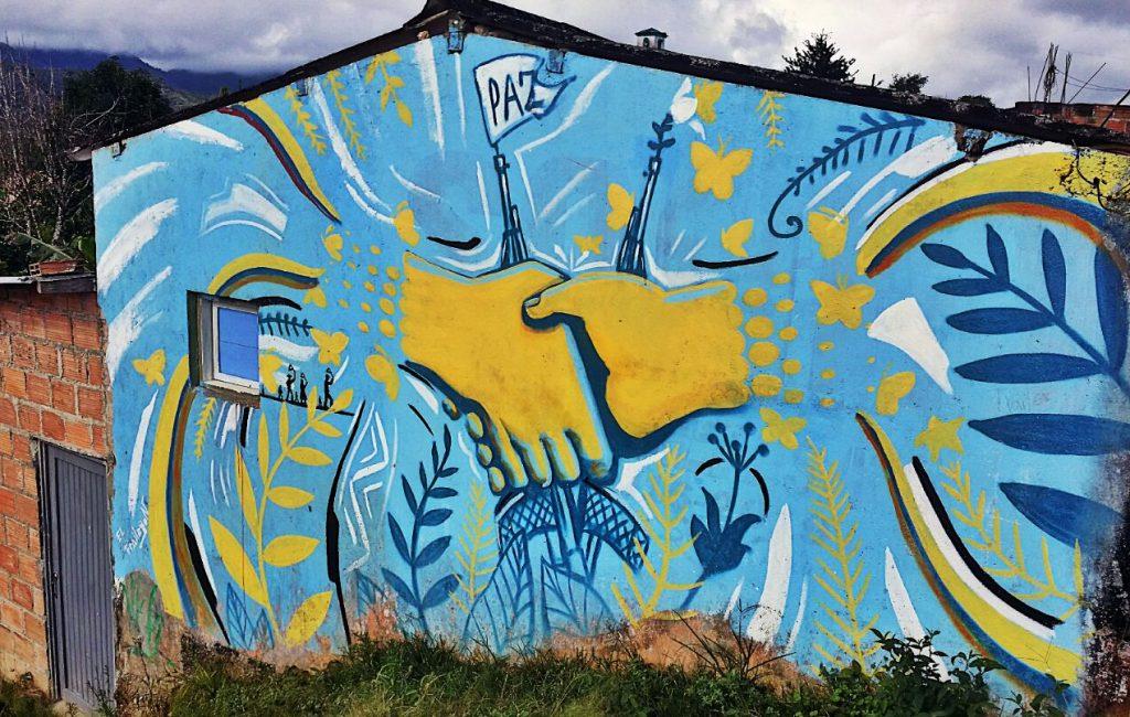 La esperanza renace a través de los murales