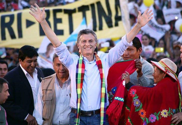Sobre la Farsa de Macri en Humahuaca