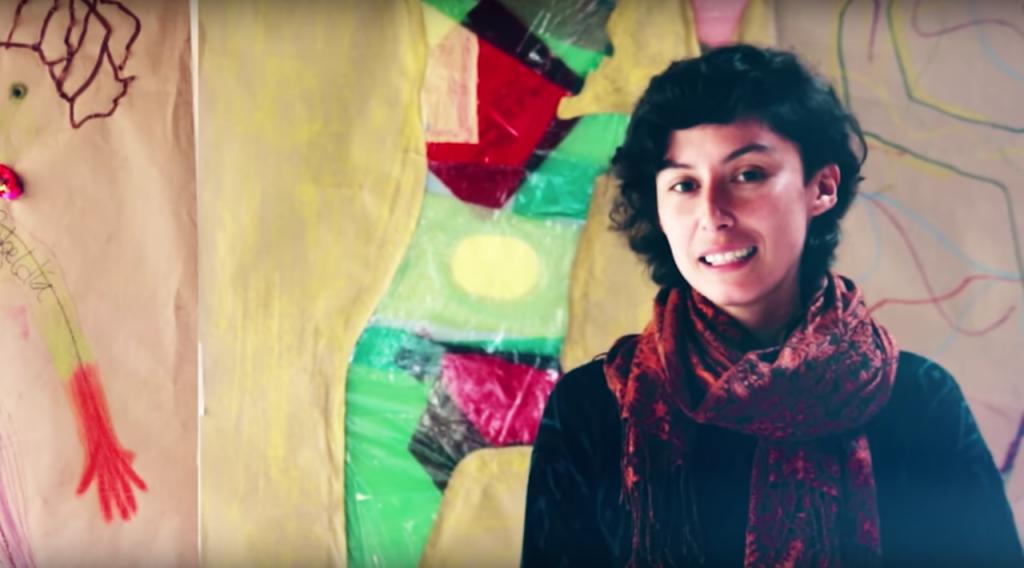 Gente Interesante – Relatos en Cultura de Paz. Cap 3. Maria Reyes