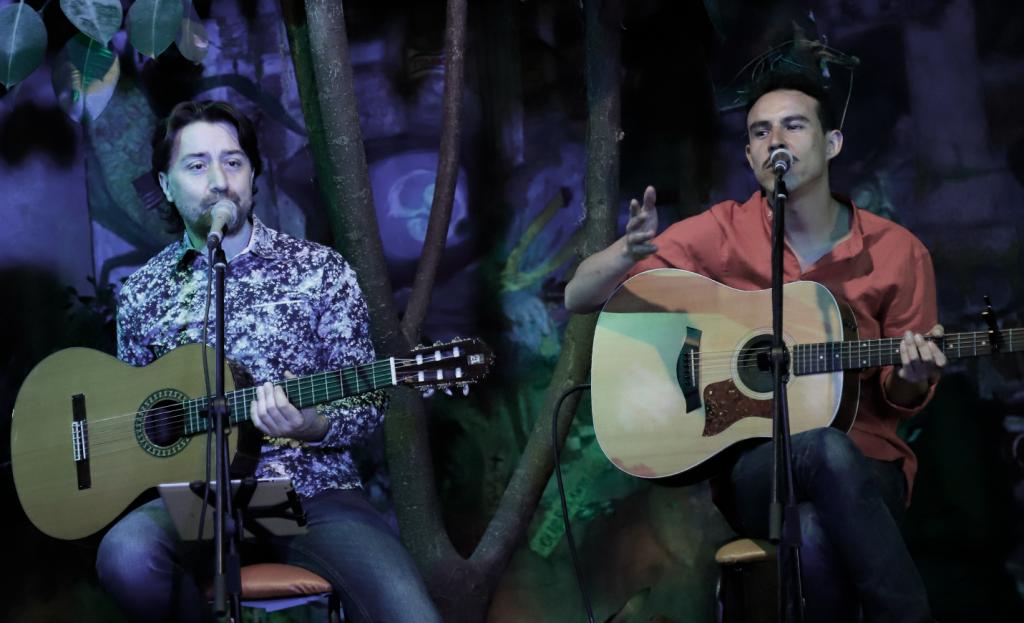Caballito de Cristal – Pala & Andres Correa