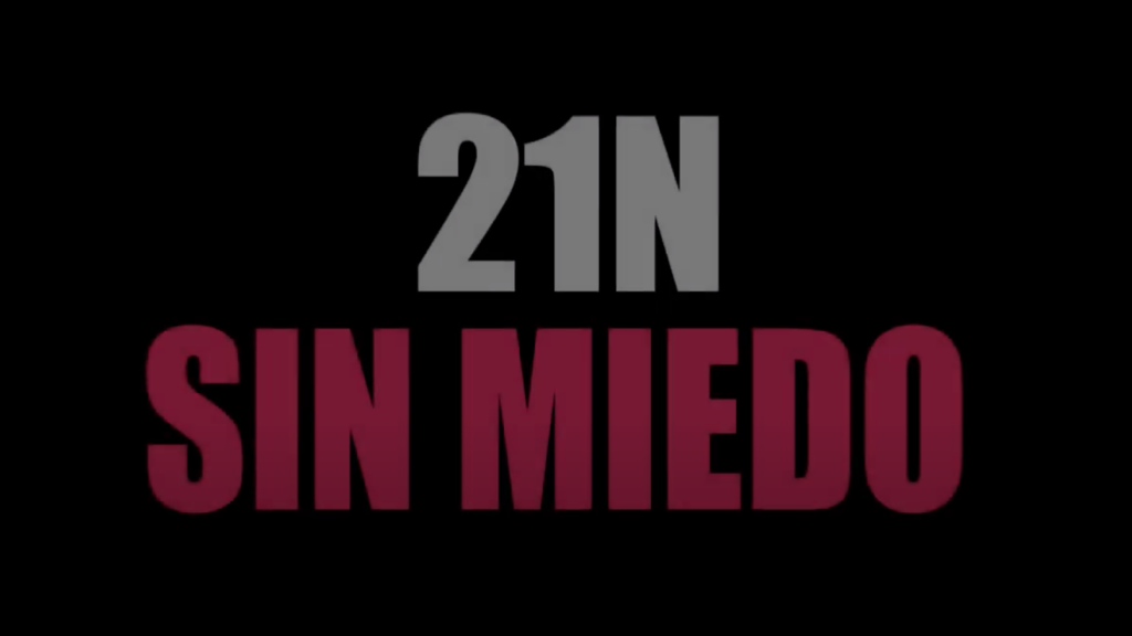 21N-Sin Miedo